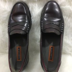 Florsheim Leather Penny Loafers Size 12D